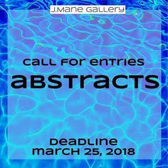 Calling all Abstract artists!  Enter the current International Juried Show.  Link to website in bio.  #artcall #artistsoninstagram #artsubmissions #opencall #artists #artgallery #onlinegallery #art #supportart #artshow #artgalleries #abstractartist #abstract