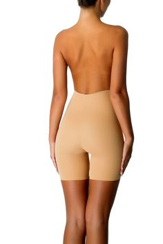 2e55d7194a6f1 Cover Girl Shapewear CoverGirl Thigh Shaper Slimmer Shorts Seamless Firm  Control Slimming Shapewear for Women Medium Nude    Find out more about the  great ...