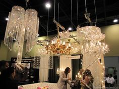 Holy chandaliers!