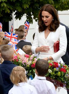 Kate Shoots Down 'Perfect' Princess Compliment with 4 Amazing Words