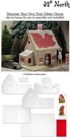 Putz House Kit downloadable