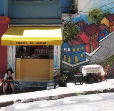 Tabuleiro do Acarajé > Dani reco for Bahia food