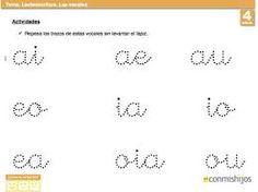 imagenes para aprender las vocales - Buscar con Google