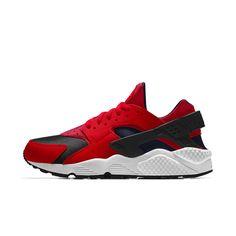 Nike Air Huarache Essential iD Men's Shoe Size 10.5 (Red)