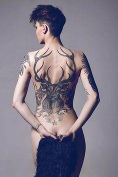 back tattoos for women (103)