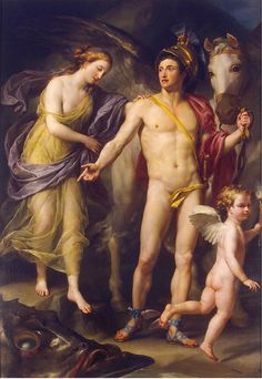 Anton Raphael Mengs: Perseus and Andromeda (by petrus.agricola)