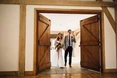 Katie and Chris enjoyed a colourful barn wedding at Bassmead Manor Barns. Read about their big day and why Bassmead was the perfect venue. Wedding Venues, Wedding Photos, English Heritage, Wedding Breakfast, Barns, Real Life, Entrance, Groom, Colours