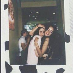 Lauren and Camila Hamilton, Lauren Cimorelli, Fifth Harmony Camren, Lgbt Couples, Camila And Lauren, Make Smile, Ally Brooke, Remember The Time, Her World
