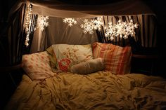 Kinda looks like a super blanket fort. I'm okay with this :D