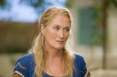 Why Meryl Streep fell in love with stage musical MAMMA MIA! It's summer and time book a holiday to the Greek islands for fun in the sun – but do you know who is the biggest fan of the MAMMA MIA! Meryl Streep Husband, Meryl Streep House, Meryl Streep Quotes, Meryl Streep Movies, Mamma Mia, Good Girl, Donald Trump, Gary Oldman, Hollywood