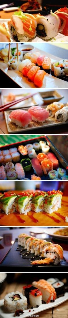 sushi by lihoffmann