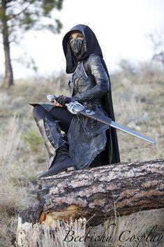 nightingale cosplay | Nightingale Cosplay Shoot Round 3! -2 by ~Beebichu on deviantART