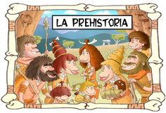 """This is """"PREHISTORIA"""" by Una mochila de sueños on Vimeo, the home for high quality videos and the people who love them. Montessori Activities, Activities For Kids, Teacher Education, Stone Age, Spanish Lessons, Ancient History, Projects For Kids, Social Studies, Dado"""