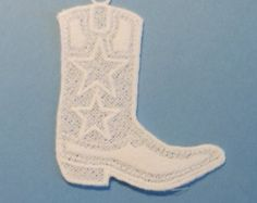cut out cowboy boot craft - Google Search