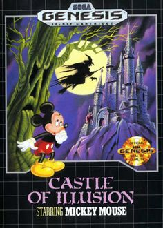 Amazon.com: Castle of Illusion starring Mickey Mouse: Video Games