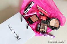 Makeup Valentine's Day look using Wet N Wild launches for Spring 2017   Happy Valentine's Day sweeties!! If you follow me on Instagramyou must have seen my excitement when I received a generous goodie bag from wet n wild cosmetics for Valentine's Day. I am super excited to share with you the look I created for this special occasion using the newest items from the brand and also my thoughts on each product. I am quite new the wet n wild as a brand the only thing I tried in thepastfrom them…