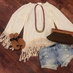 Nice Summer Outfits With Shorts Bluetique Cheap Chic » a fun and affordable boutique!... Check more at http://24shopping.cf/my-desires/summer-outfits-with-shorts-bluetique-cheap-chic-a-fun-and-affordable-boutique/