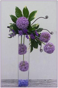 15 Tips On How To Arrange Flowers Like A Pro * aux-pays-des-fleurs.com