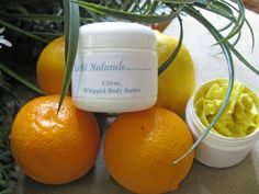 Citrus Body Butter by LeNiNaturals on Etsy, $7.00