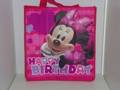 1st bday minnie mouse