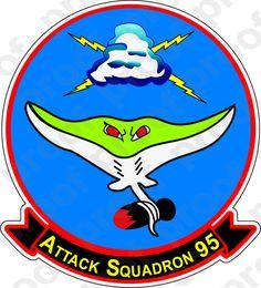 M.C. Graphic Decals - STICKER USN VA 95 Attack Squadron, $3.00 (http://www.mcgraphicdecals.com/sticker-usn-va-95-attack-squadron/)