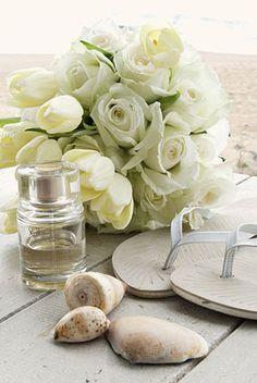 ♥ Beach Wedding Necessities