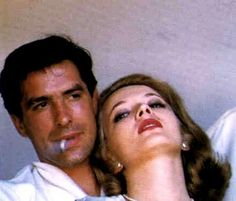 Gena Rowlands & John Cassavetes