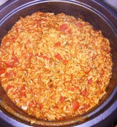 This is an easy no mess Spanish rice that is a great addition to any Mexican…
