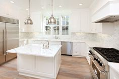 Orange County Kitchen Photos Carrera Marble Design, Pictures, Remodel, Decor and Ideas