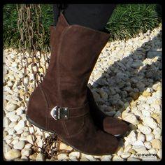 bota rasteira - boots - inverno 2014 - Ref. 14-9905