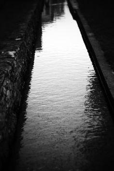 The canal in Berkeley Springs