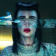 Juliette Lewis inScorsese's Womenfor W, September 2014 Shot by Steven Klein Styled by Panos Yiapanis