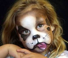 funny face painting for kids