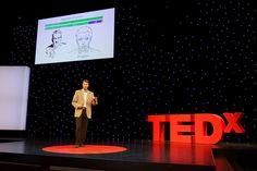 IBM scientist Emmanuel Delamarche speaks at TEDxZurich about his new using liquids to find tumors in human tissue.