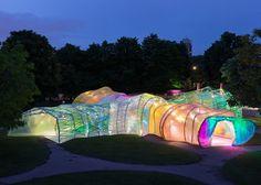 Serpentine Gallery Pavilion/Jose Selgas & Lucia Cano
