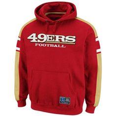 Mens San Francisco 49ers Passing Game II Sweatshirt Scarlet | eBay http://www.ebay.com/itm/Mens-San-Francisco-49ers-Passing-Game-II-Sweatshirt-Scarlet-/261101695247?pt=US_Mens_Sweats_Hoodies=item3ccadfb10f
