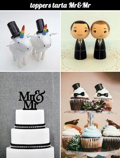 Detalles que marcan la diferencia en las bodas gays, donde lo más importante como en cualquier boda es quererse