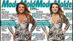 Nesta semana, a cantora Preta Gil foi envolvida em mais uma polêmica relacionada ao uso excessivo de Photoshop em suas fotos, dessa vez em uma capa de revista.