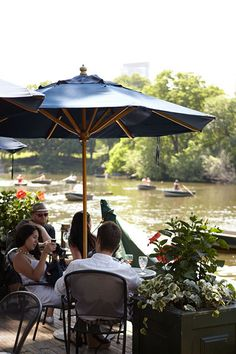 Loeb Boathouse Restaurant- Central Park, New York City, New York