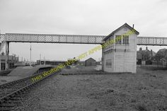 Hunstanton Railway Station Photo. Heacham, Snettisham and Kings Lynn Line (19) | eBay