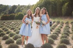 A Gorgeous Countryside Wedding In The South Of France
