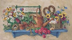 Baskets & Bird's Nest bt Barbara Mock