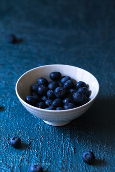 Moody blueberries by michellenewnan