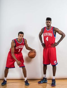 2013 NBA Rookie Photo Shoot | THE OFFICIAL SITE OF THE PHILADELPHIA 76ERS
