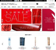 Beauty Bay Summer Sale