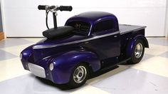 1941 Willys Motorized Scooter