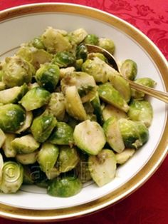 Brussels Sprouts in Mustard Caper Butter. I know a recipe is a hit when it is something my husband doesn't care for, yet does like in this one instance. These Brussels sprouts are piquantly delicious. The key is not to over cook.