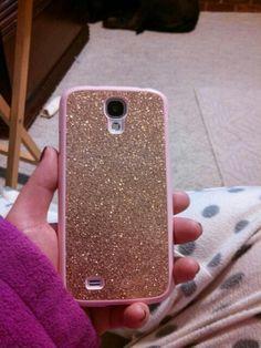 My new samsung galaxy s4 phone case