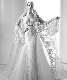 Statement veil - Elie Saab
