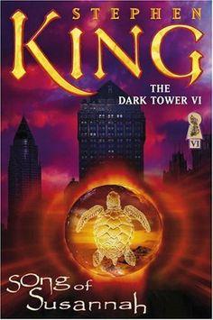 The Dark Tower VI: Song of Susannah: Stephen King:    #mindbooks  #mindshots